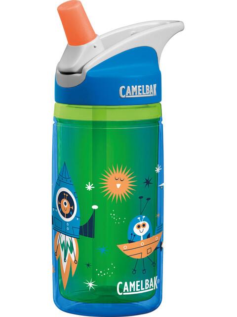 CamelBak Eddy Kindertrinkflasche 400ml lue Rockets
